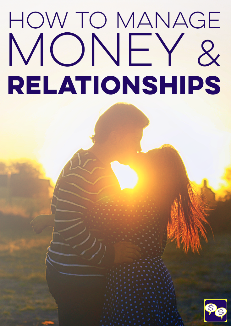For today's podcast, we're here to discuss the role money has in relationships and how couples can be more open about discussing finances.