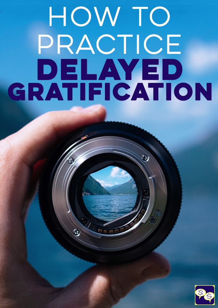 Want to learn how to practice delayed gratification so you can stop those bad spending habits? We share our strategies on this episode of the podcast.