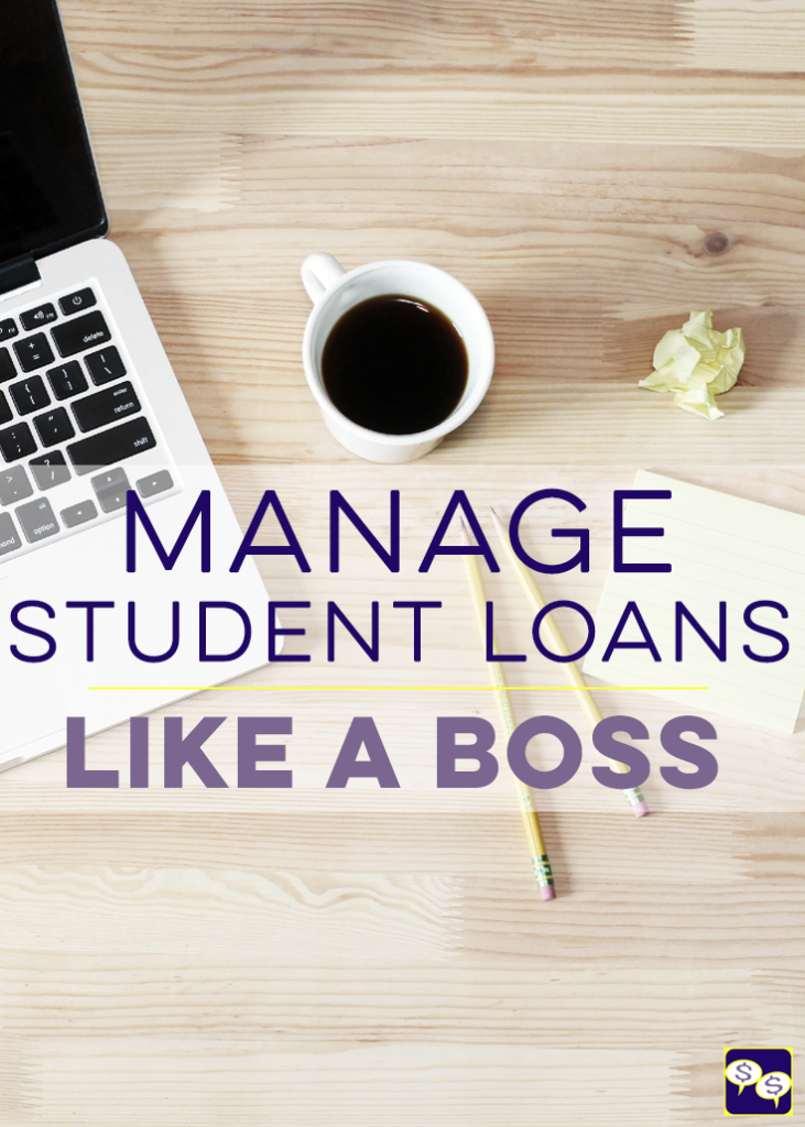 Want to learn how to successfully manage your student loan debt so it doesn't feel like you're drowning in it? Here are 5 tips that will help you.