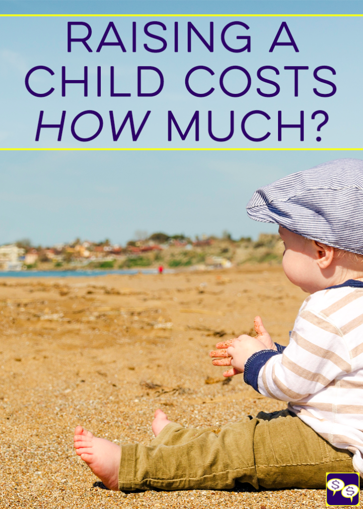 raising a child costs how much