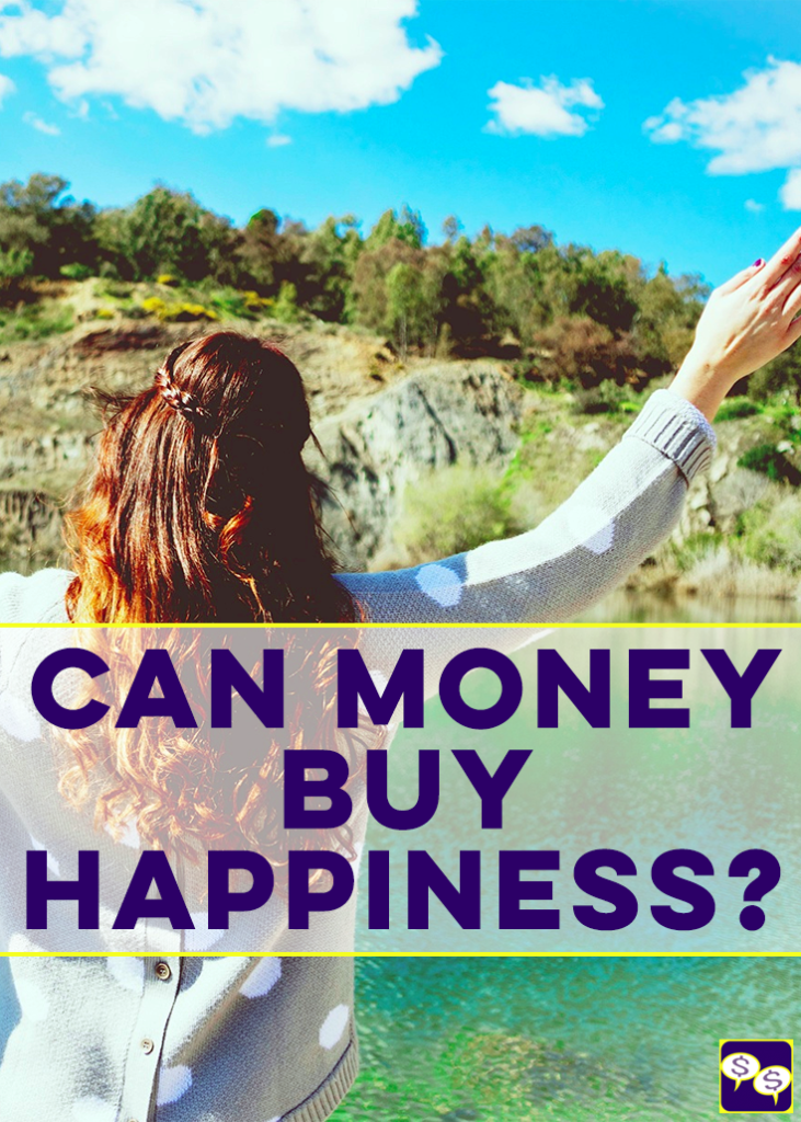 money can buy happiness the question Researchers may have found an answer to the age old question: can money buy you happiness but there is a whole lot more to the formula than just income.