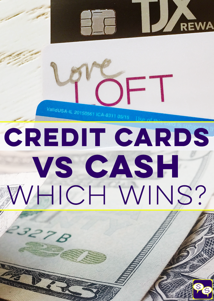 It's a battle for how to pay: credit cards vs cash. Which is easier to spend, which is easier to track, and which one do we prefer using? Find out!