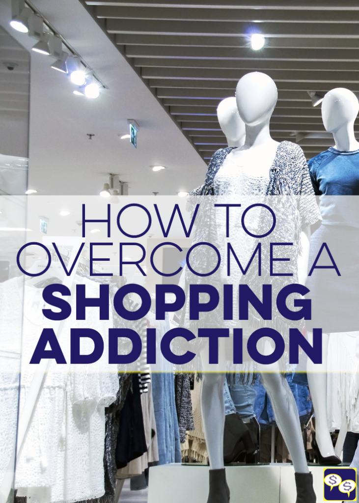 All of us have had to overcome shopping addictions at one point or another, and some of us are still struggling with them. Here are our tips on how to deal.