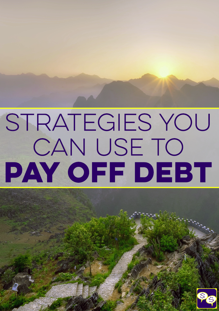 Are you working to pay off debt? Here are the strategies we're using and an interview with guest Kara, who paid off $25k in 3 years making $33k a year!
