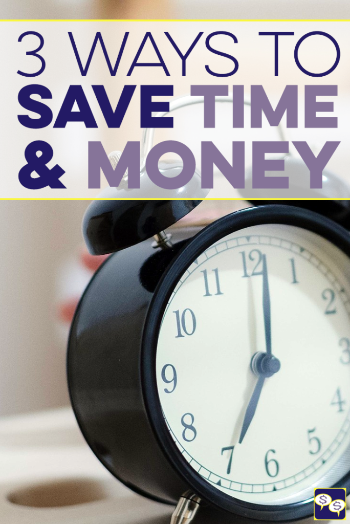 Everyone wants to save more money and save more time in the process. Unfortunately, a lot of money-saving tactics cost time. Here's how to be smart with both.