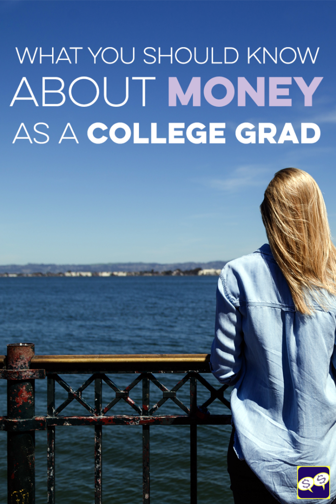 Are you a recent graduate who just got a job or is struggling with student loans? Learn from our mistakes and what we wish we knew when graduating college.