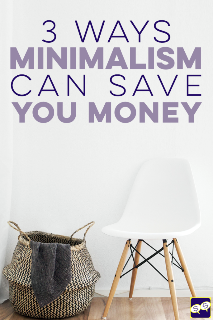 As we've started to embrace minimalism, we've seen how minimalism saves money, along with how it can be beneficial in other aspects of life too.