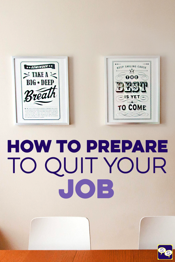 Feel like it's time to quit your job, but are too nervous and don't know how to do it the right way? We offer our best tips to leave on good terms here.