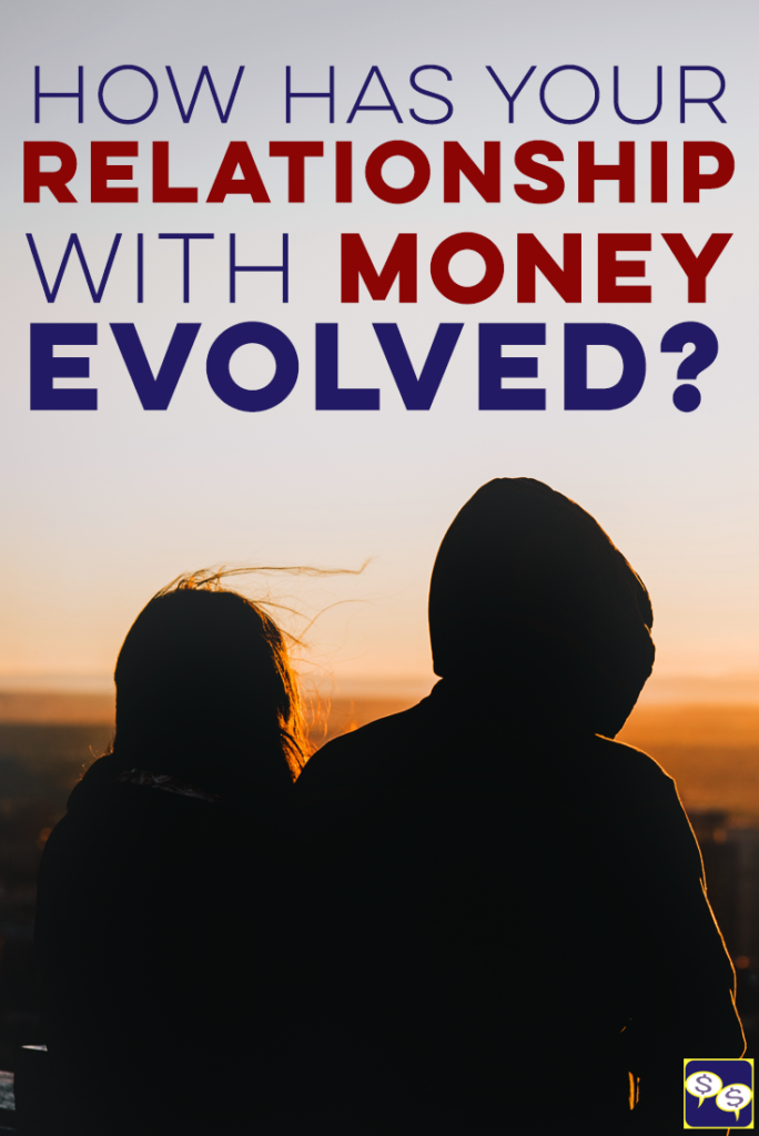 Have you ever thought about your relationship with money? Is it good or bad? How has it evolved over time? That's what we discuss in this episode.