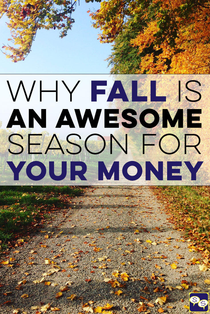 Now that fall is finally here, we are excited to talk about how we save money and make fall the most frugal season of the year.