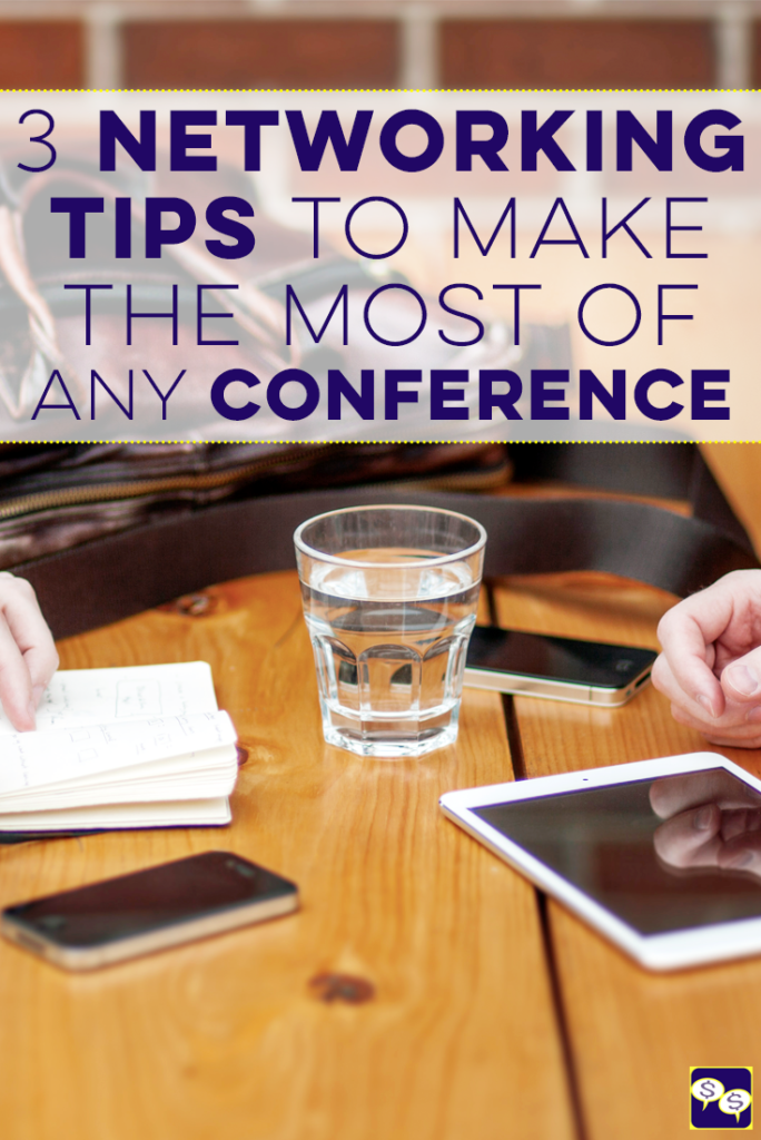 Have you been thinking of attending a conference, but are too overwhelmed by everything involved? Here are our best networking tips you can follow.