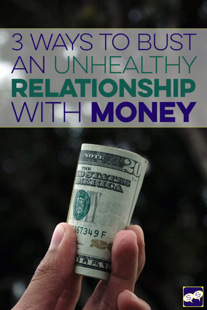 A lot of people have bad relationships with their money. Here are 3 common causes and solutions to fix an unhealthy relationship with money.
