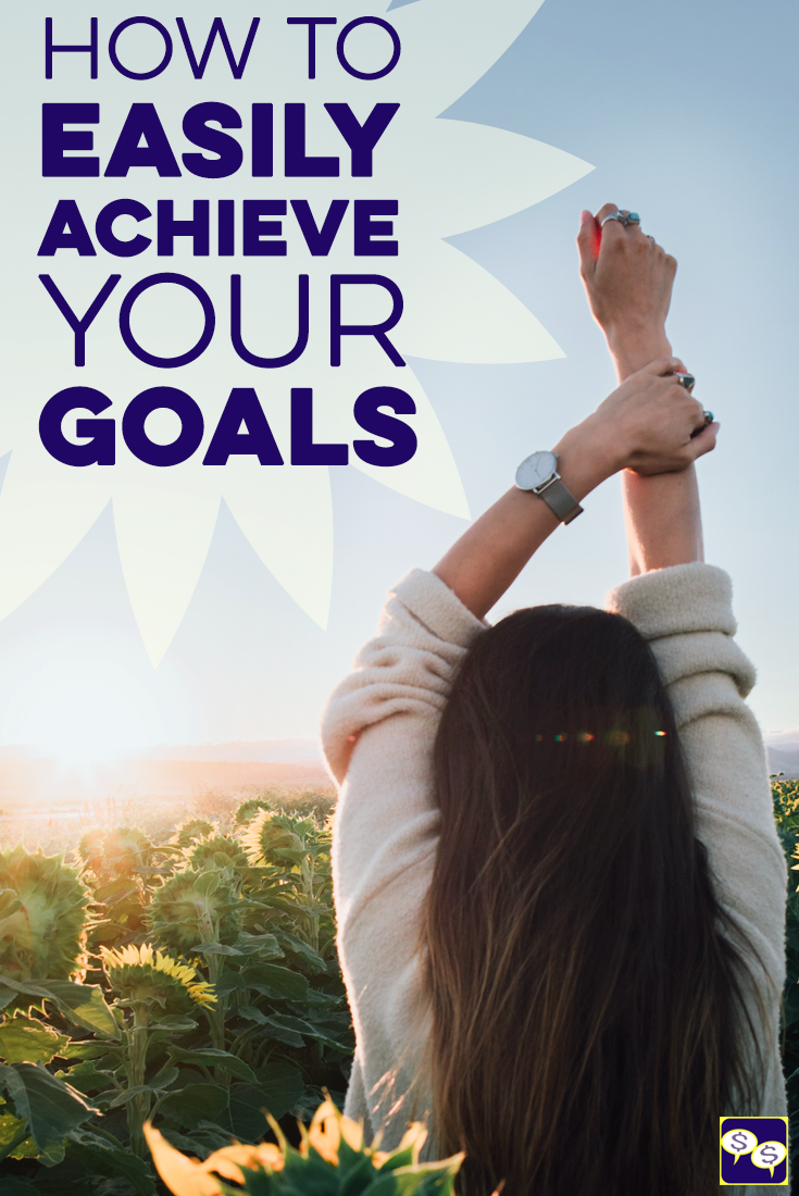 Goals alone are not enough. It's the daily habits you practice that will actually help you achieve your goals and get stuff done.