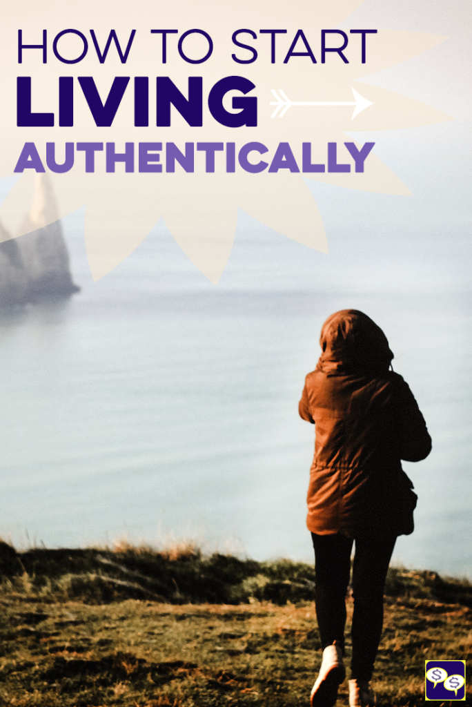 What does it mean to live an authentic life? In this episode of the podcast, we're talking about what it means to live authentically and how you can do it.