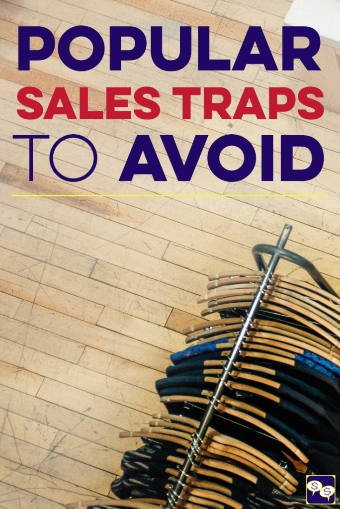 Popular sales traps to avoid